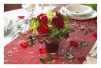 Blumenschmuck Nach Anleitung Selbst Basteln Blumendeko Selber