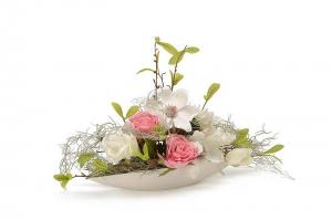 Seidenblumen - Kunstblumen