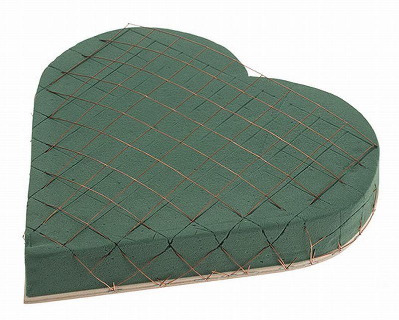 mosy steckschaum herz kaufen. Black Bedroom Furniture Sets. Home Design Ideas