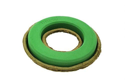 Steckmasse-Ringe, Durchm 17 cm