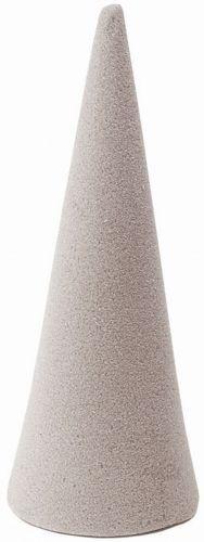 Trockensteckschaum  Kegel, 18 x 8 cm
