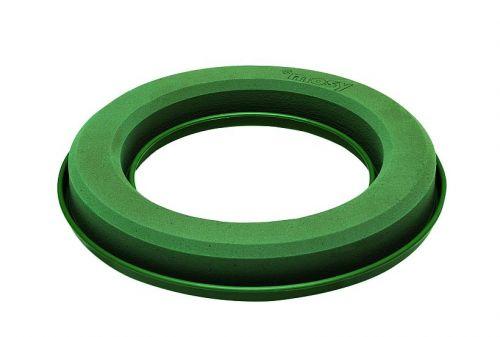 Tischdeko-Ring, Gießrand, Wassersp.,35 cm / 20 cm