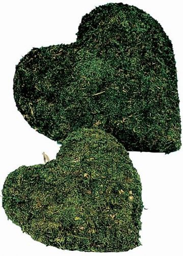 Moos-Herz, 30 cm