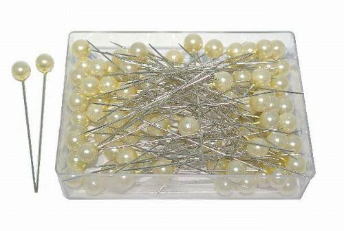 Perlen-Nadeln, 8 mm, Haarnadeln