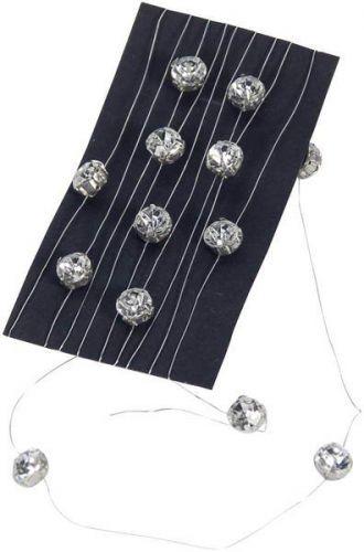 Diamanten-Girlande, 2 m