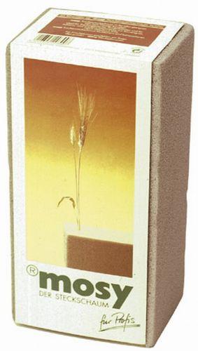 25 x Steckschaum-Trockenziegel in Folie