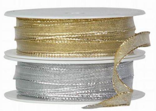 Zier-Ringelband, 10 mm, 25 m