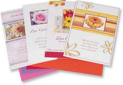 Karten-Texte Geburtstags-Einladungen