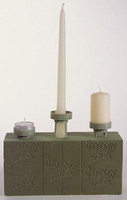 Kerzenhalter für Adventskranz