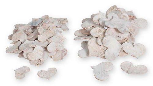 Birken-Herzen, 3,5 cm, 72 Stck
