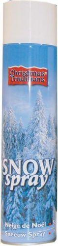 Schnee-Spray, 300 ml, Fenster-Dekoration