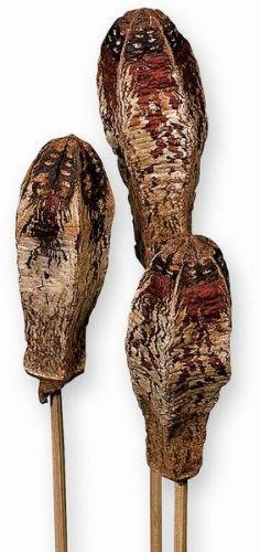 Mehoste, 30 cm, 10 Stck, Trockenblumen-Deko