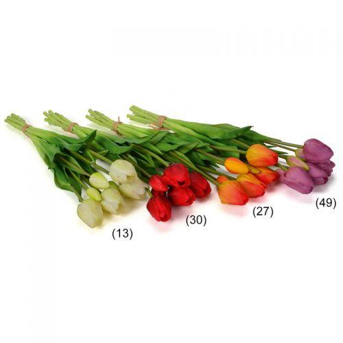 Tulpen im Bund, 47 cm, 7 Stück