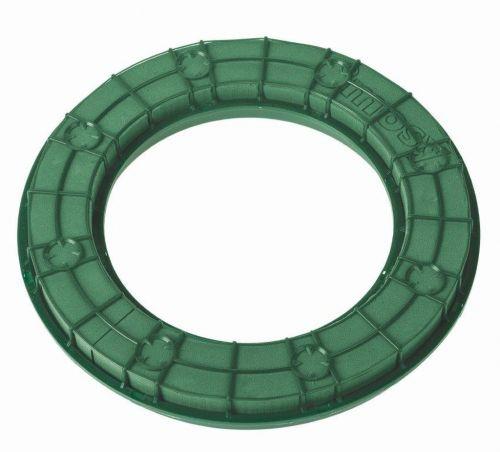 Steckmoos-Ring inkl. Gitter + Kerzenhalter, 35 cm