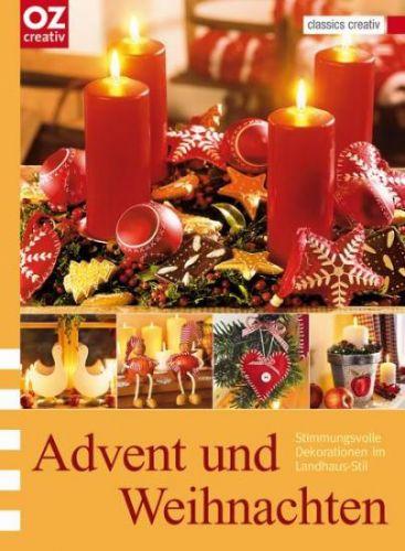 Dekoration zu weihnachten selber machen t rkranz f r weihnachten basteln - Dekoration advent ...