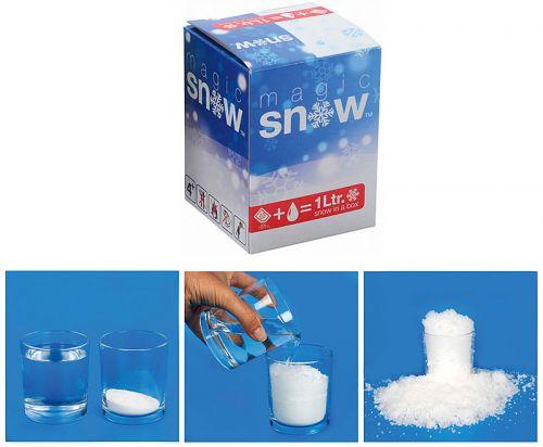 Kuenstlicher Schnee , 2 Liter