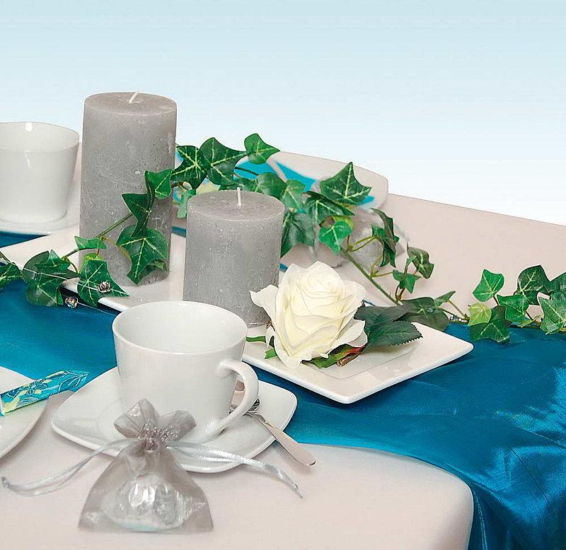 Organzastoffe Fur Die Tischdekoration Der Hochzeit Kaufen Stoff Aus