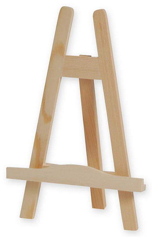 Kleine Holz Staffelei