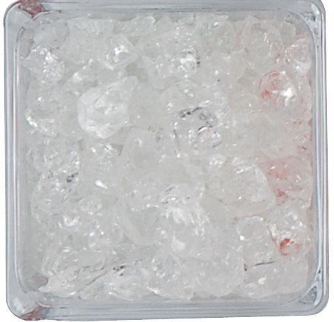 Glasgranulat, 4-10 mm, 700 ml, 1 kg, klar