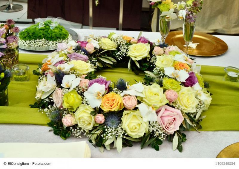 Gitter Steckschaum Blumen-Steckmasse Wasserspeicher und Kerzenhalter Ring 25 cm