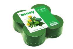 mosy Steckschaum-Zylinder, nass, 4 Stck, Frischblumen