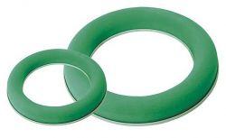 Blumensteckmasse-Ring, 15 cm, m.Unterl.,  6 STÜCK