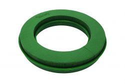 Steckschaum-Ring, Gießrand, Wassersp., 30 cm