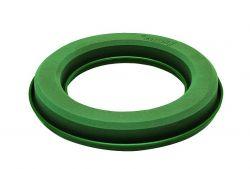 Steckschaum-Ring, Gießrand, Wassersp., 35 cm