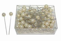 Perlennadel, 10 mm, Haar-Nadeln