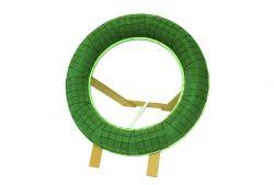 Nass-Steckschaum-Ring zum Stellen, 50 cm