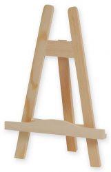 Holz - Staffeleien, 4 Stck, Tischdeko
