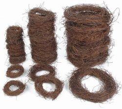 Reben-Kranz, natur, 15 cm, 2 Stck