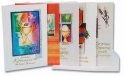 Kommunion - Glückwunsch-Karten-Texte
