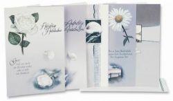 Beileidskarten (Trauer-Karten), 20 Stck