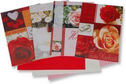 Einladungskarten Hochzeit, Hochzeitseinladungen