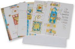 Kommunion - Karten, 20 Stck, Einladungen