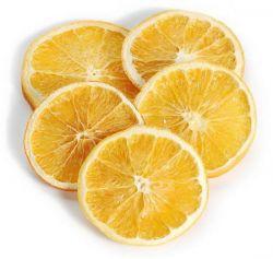 Orangenscheiben, orange, 125 g