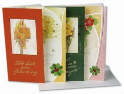 Karten zum Geburtstag, Einladung