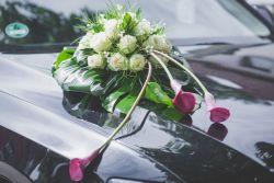 Autoschmuck Hochzeit Autoschmuckhalter
