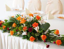 Blumengesteck-Schale , 45 cm , 2 Stück im Pack