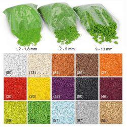 Deko-Granulat, 2-5 mm, 2 kg, 1, 4 l