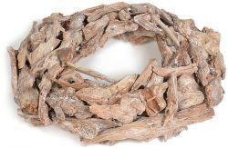 Kranz aus Treibholz, 40 cm