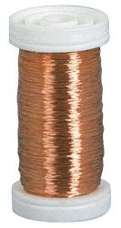 Kupferdraht, 0,3 mm, 100 g, 125 m