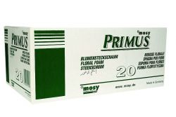 Steckschaum Ziegel, PRIMUS , 20 Stück