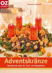 Tischkranz und Adventskranz